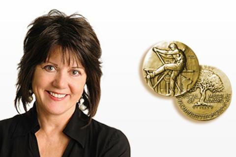 Ann Willoughby Receives AIGA Medal