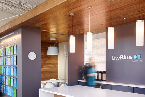 Live Blue - Environmental Design Kansas City