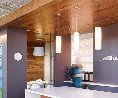 Live Blue - Environmental Design Kansas City