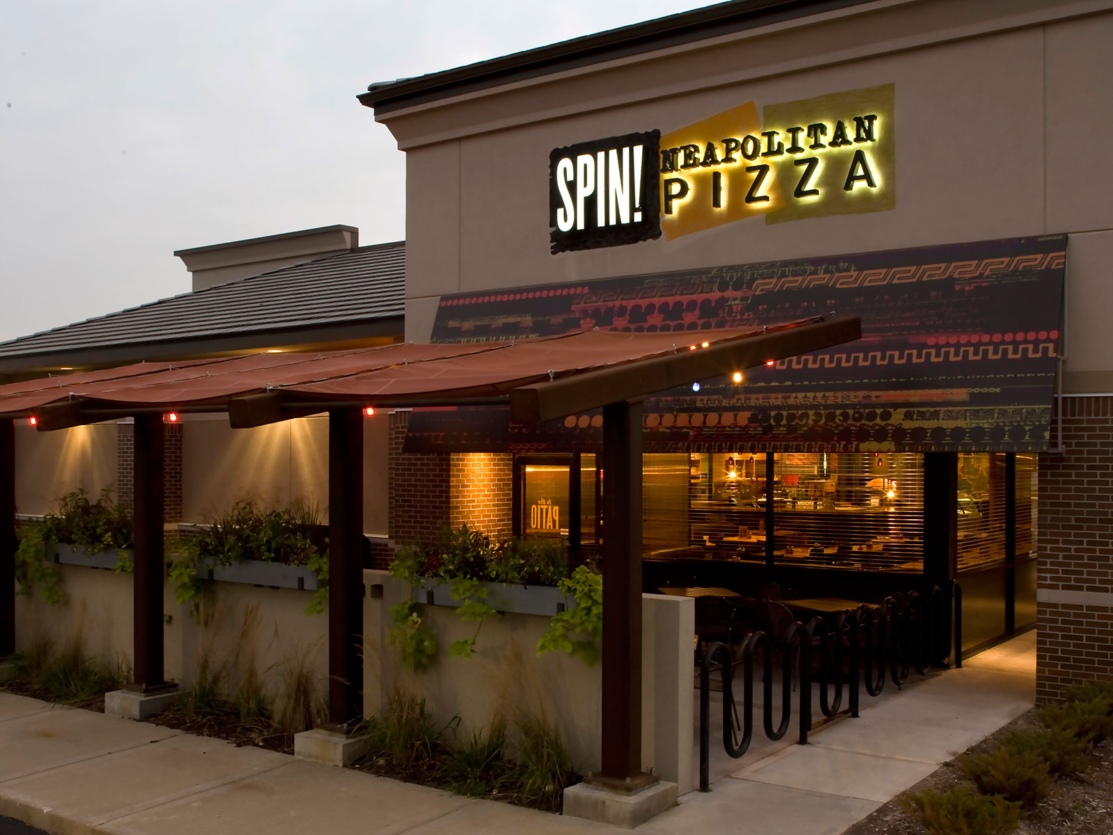 Spin pizza evolving a brand from start up to chain