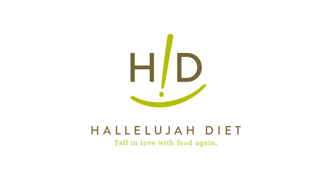 Hallelujah Diet Logo After