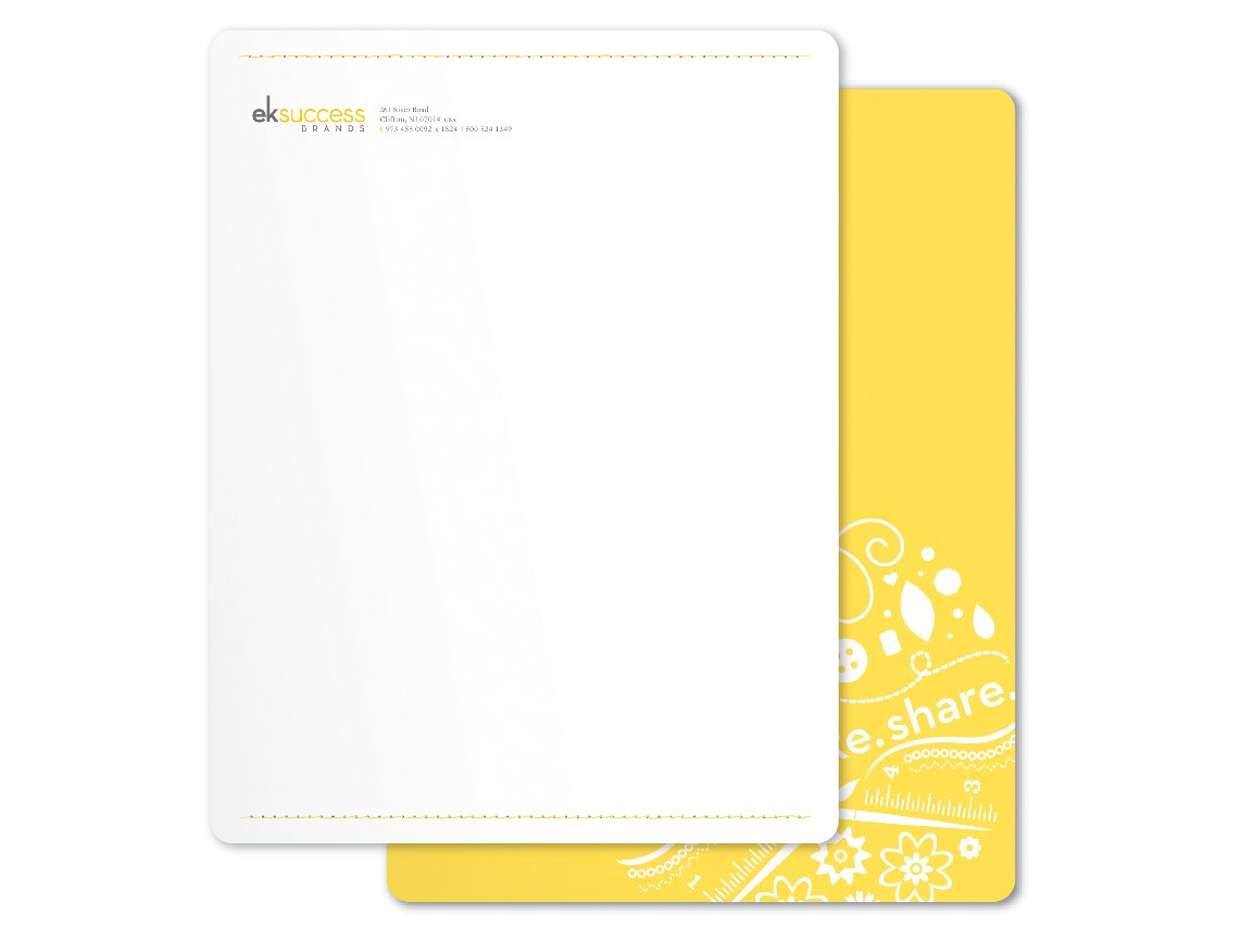 EK Success Identity Letterhead