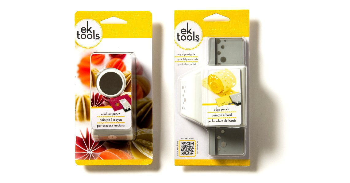 EK Tools Packaging