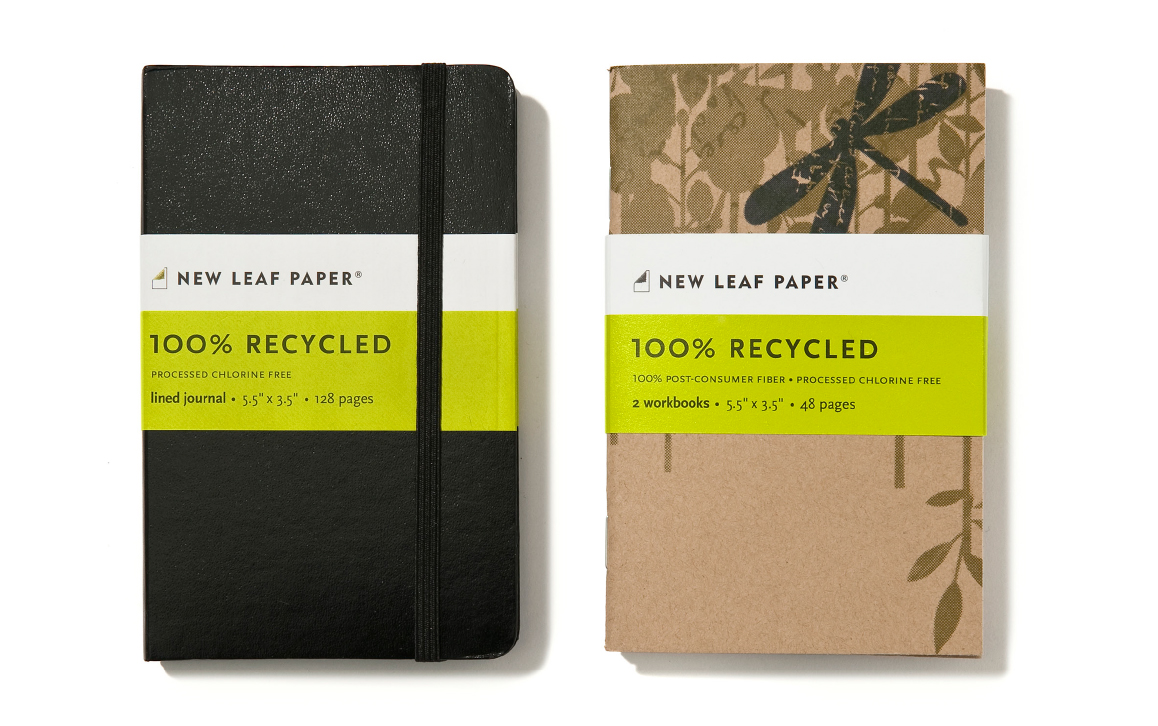 New Leaf Paper Packaging