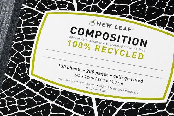 New Leaf Paper