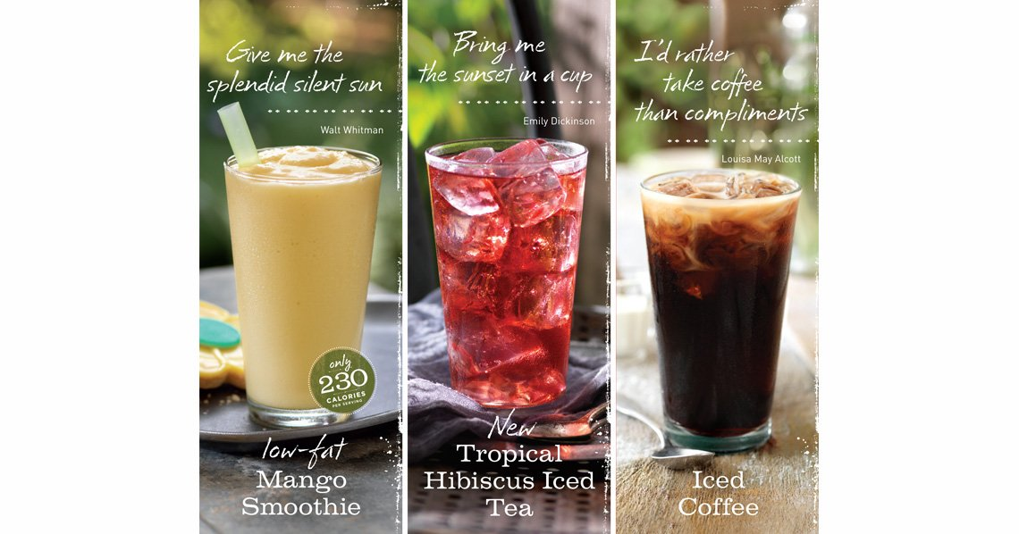 Panera Drinks