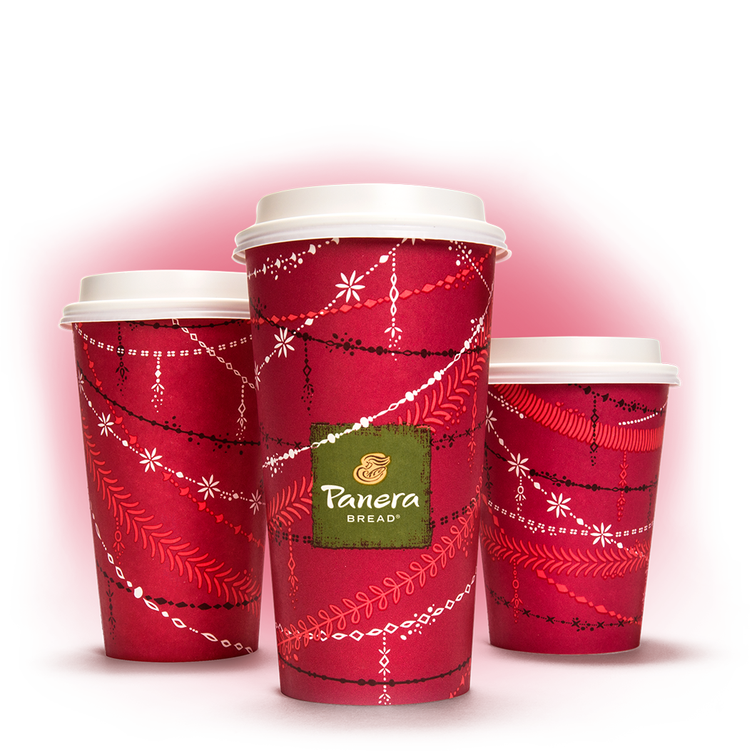 Panera Holiday Cups
