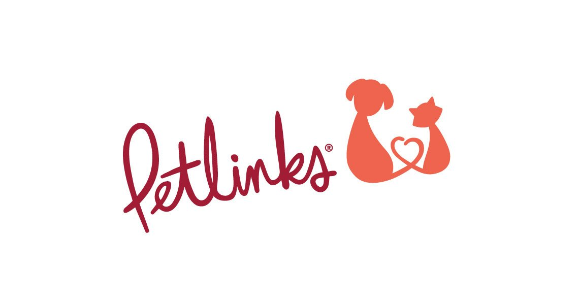 Petlinks Logo After - Pet Care Branding