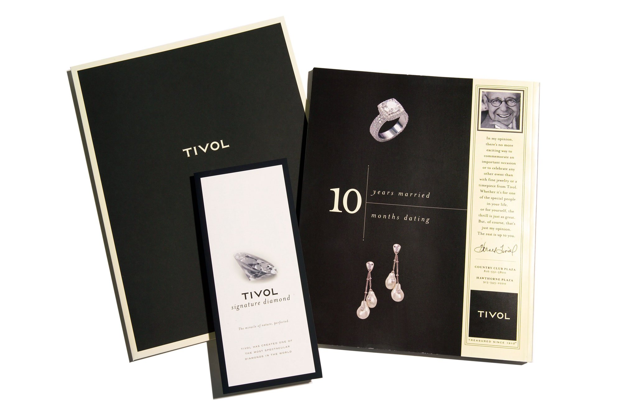 Tivol Jewelry Brochure