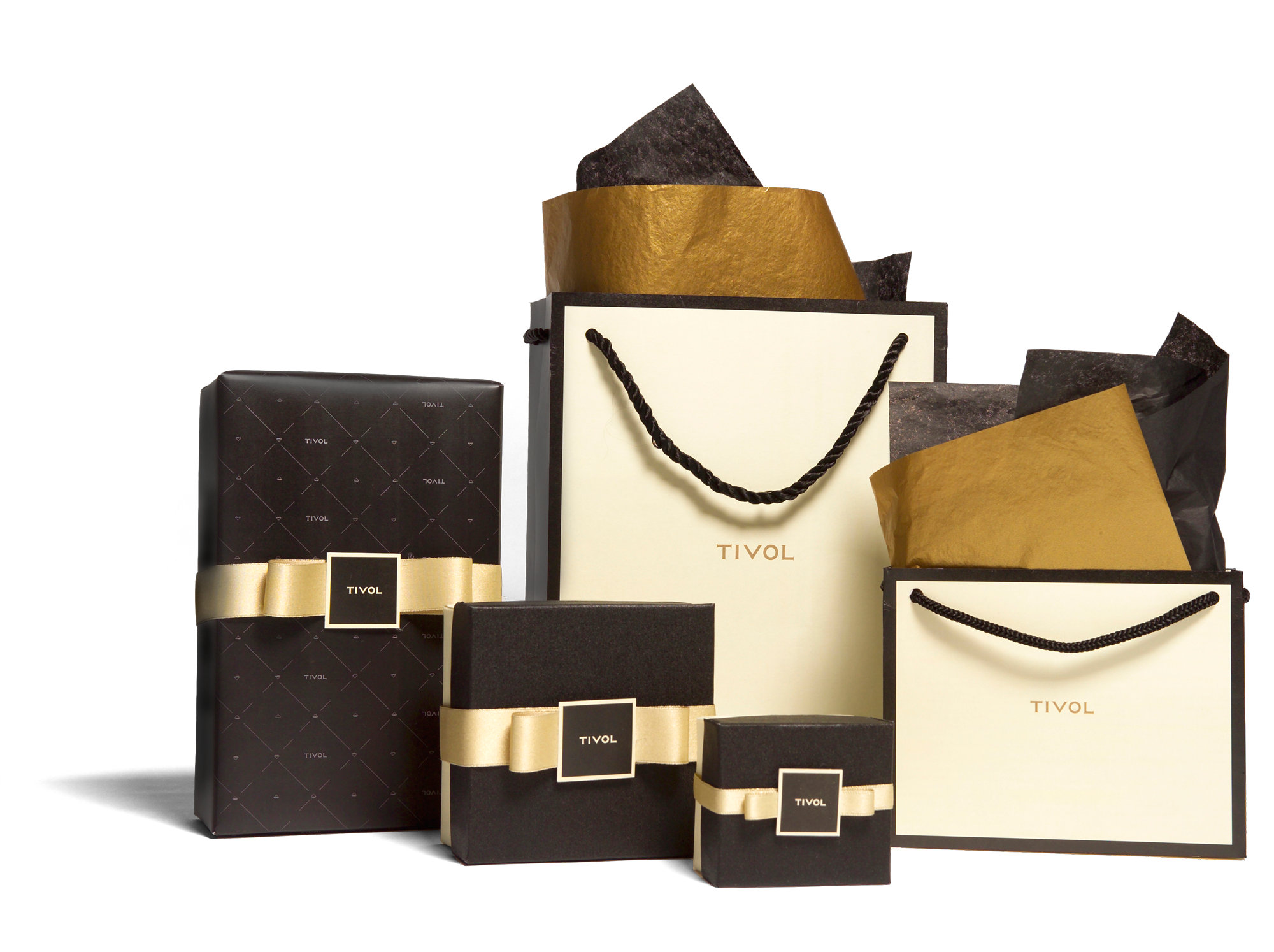 Tivol Jewelry Packaging