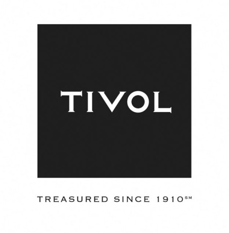 Tivol Jewelry Logo - Black