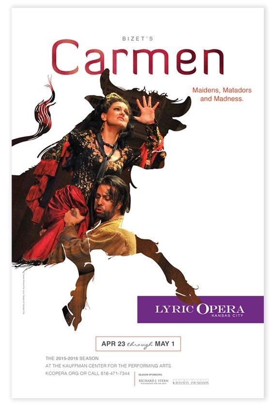 Lyric Opera of Kansas City Print