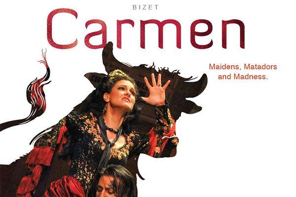 Charmin' Carmen Sings The Blues