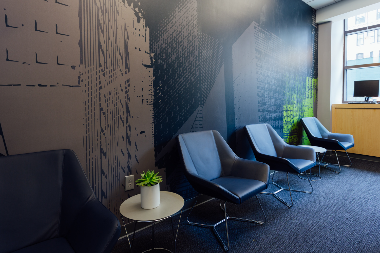 H&R Block Interior - Branded Environments Kansas City