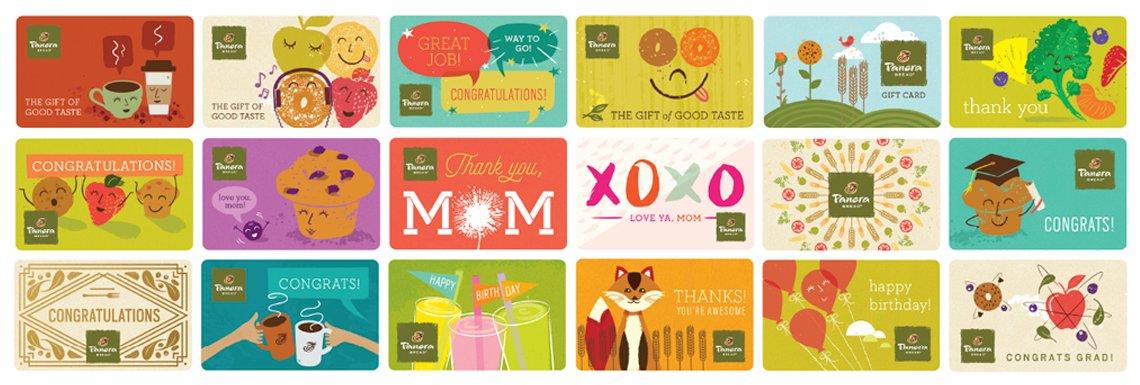 Panera Bread - Gift Card Exploration