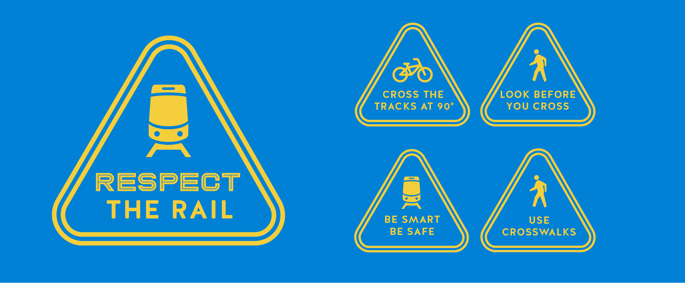 Kansas City Streetcar Safety Campaign
