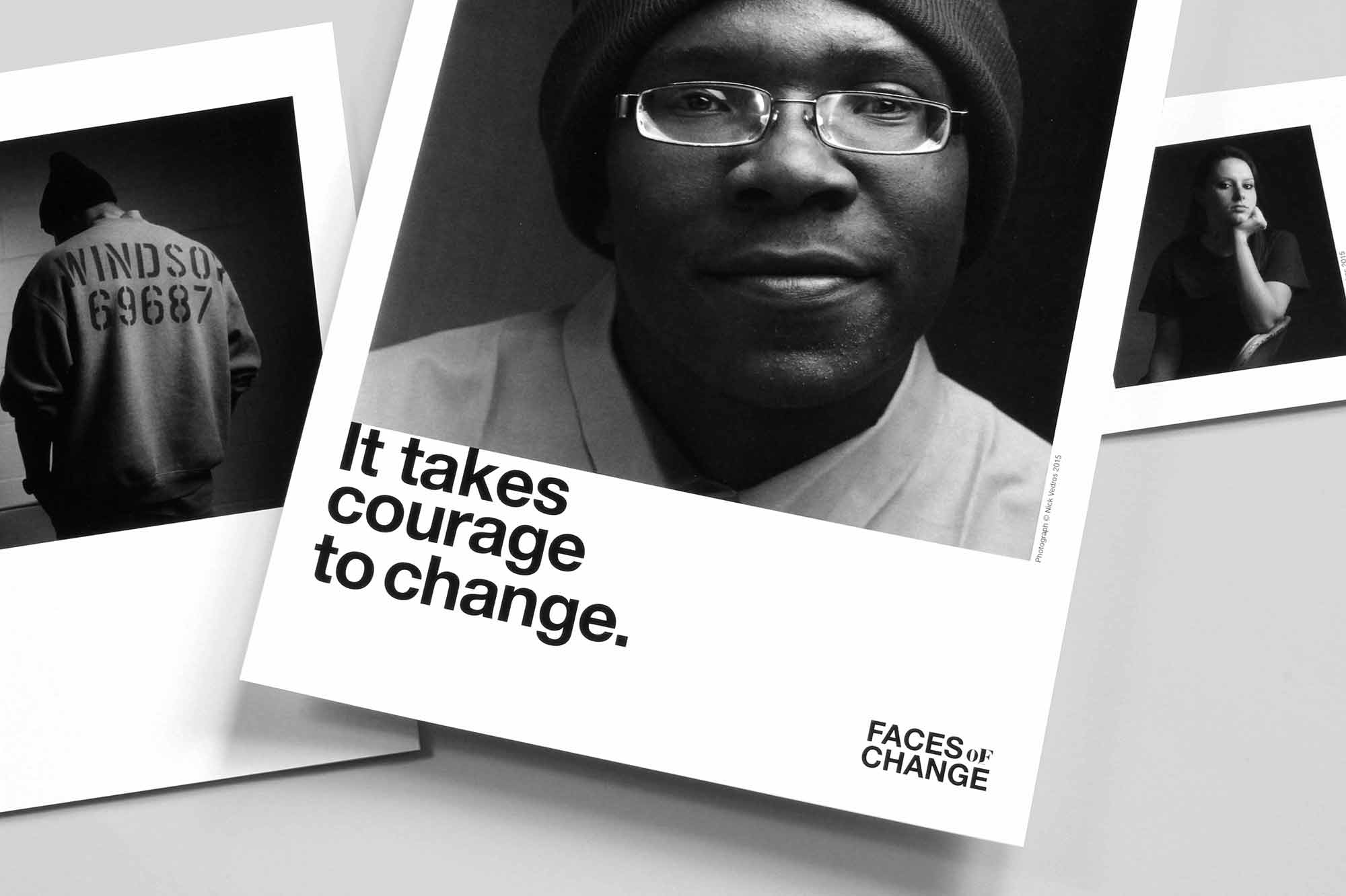 Faces of Change Brochure Detail