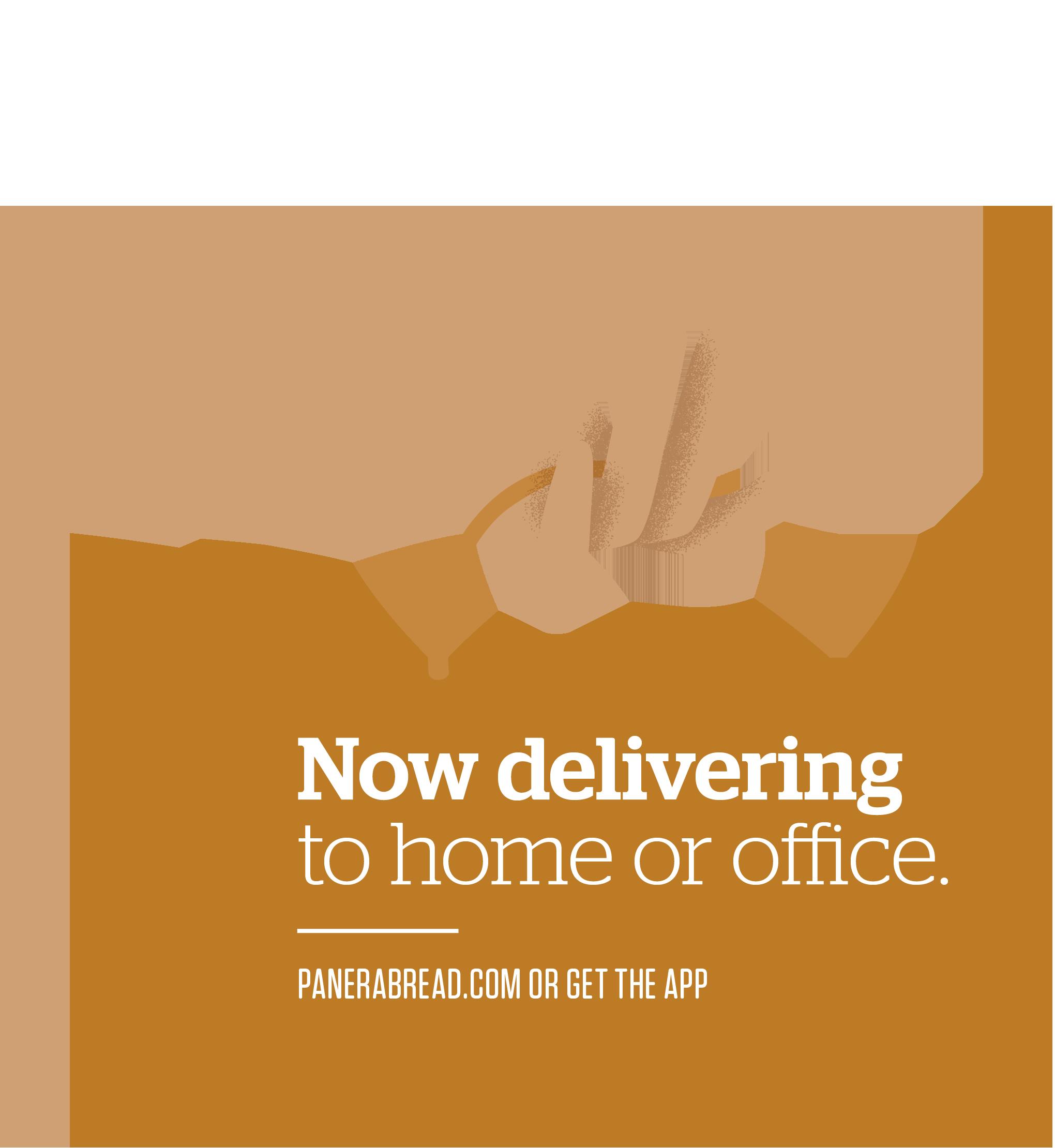 Branding - Panera Delivers Intro Image