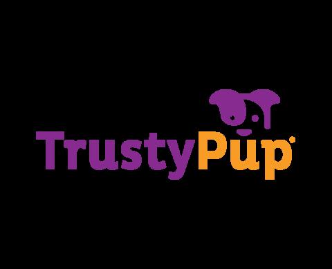 Trusty Pup Logo