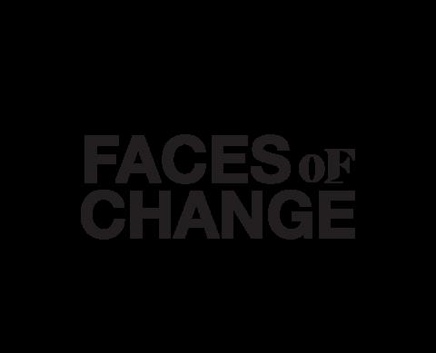 Faces of Change logo
