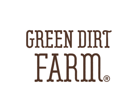 Green Dirt Farm logotype