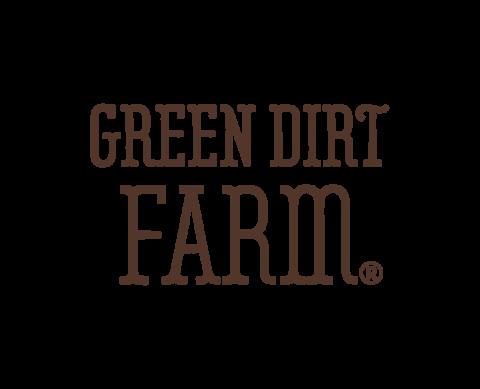 Green Dirt Farm logotype