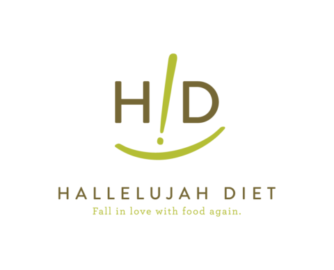 Hallelujah Diet! Logo