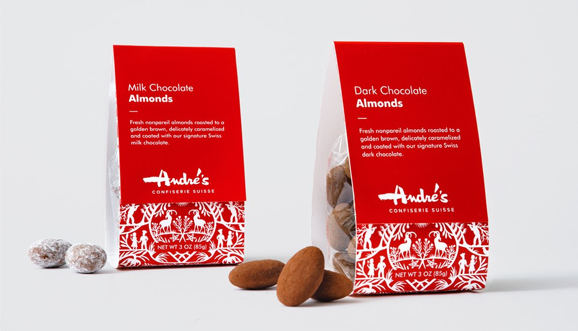 Brand Design - Andres Packaging