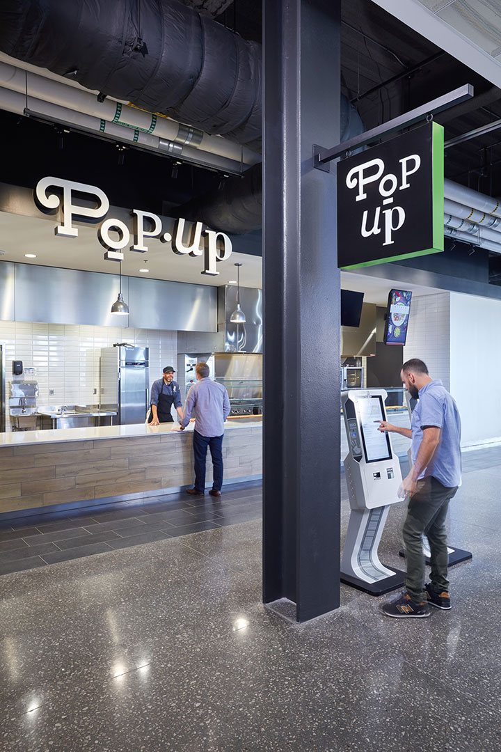 Pop Up - Cerner Innovation Campus