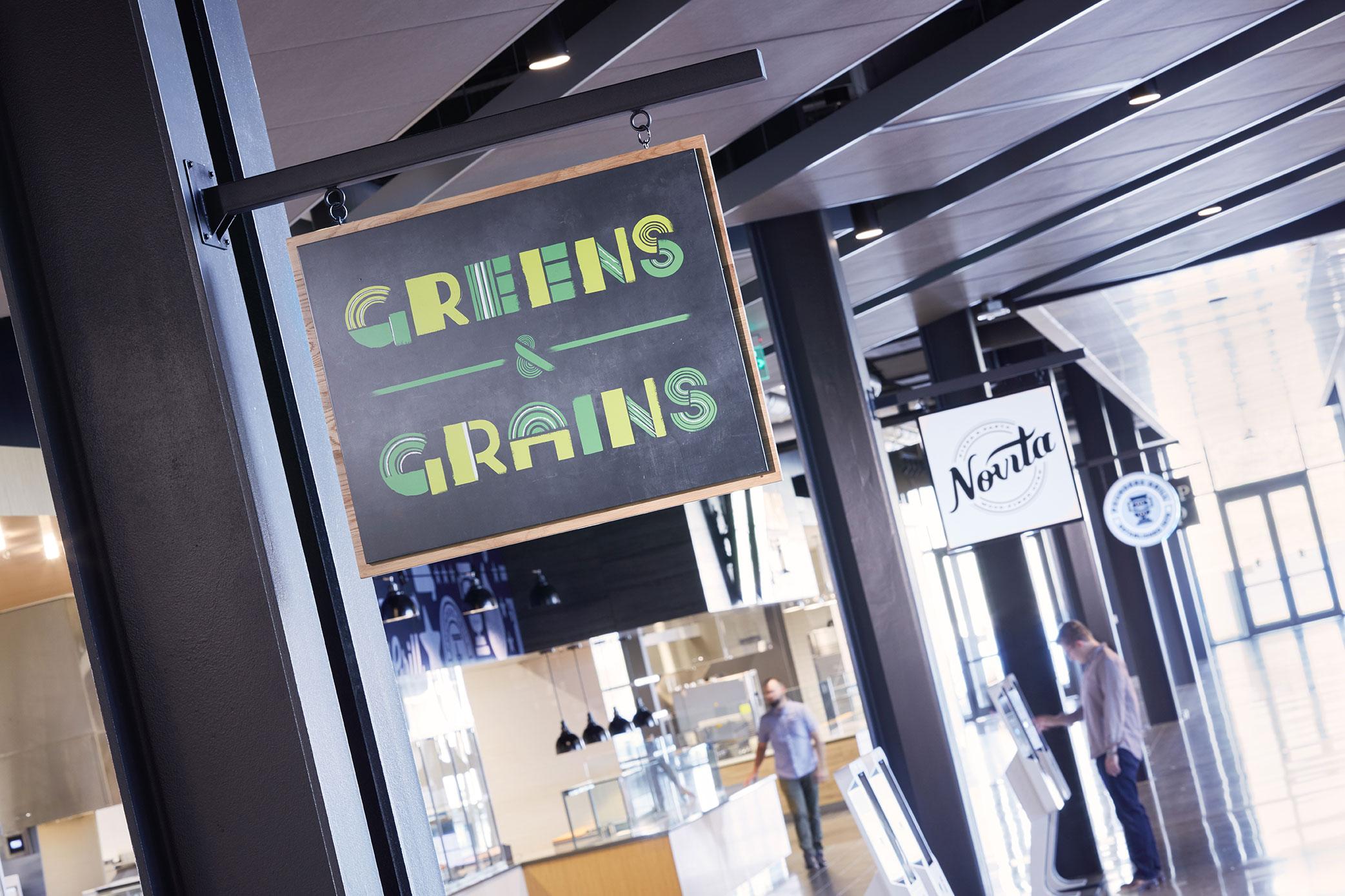 Cerner Dining - Environmental Design | Willoughby Design