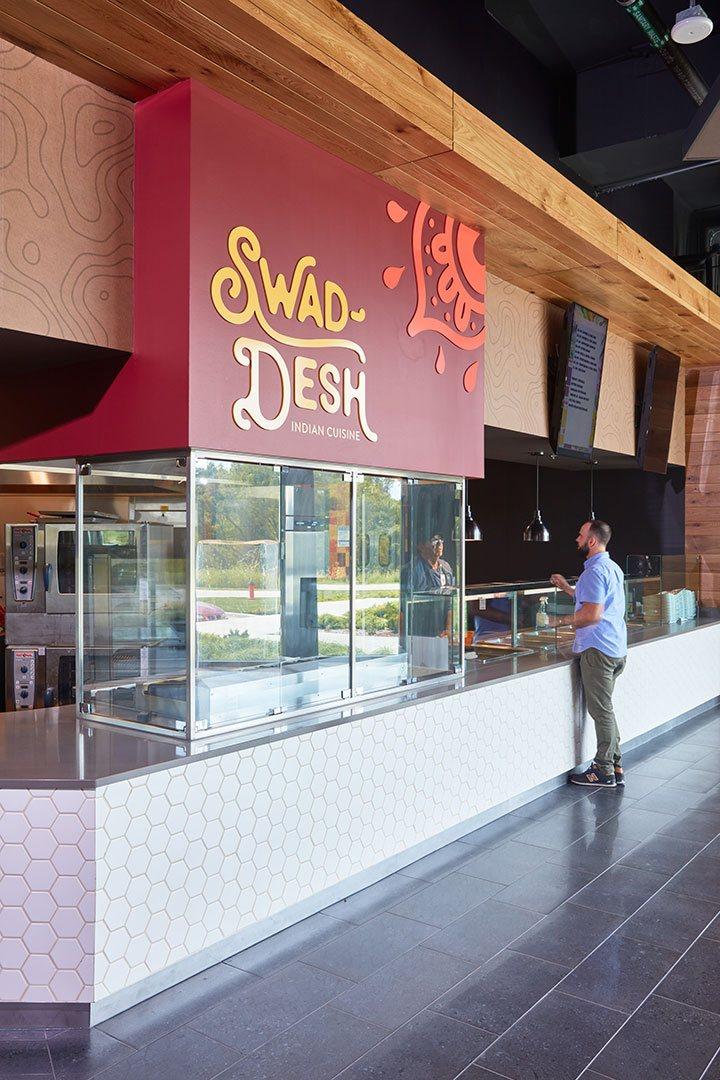 Swadesh - Cerner Innovation Campus