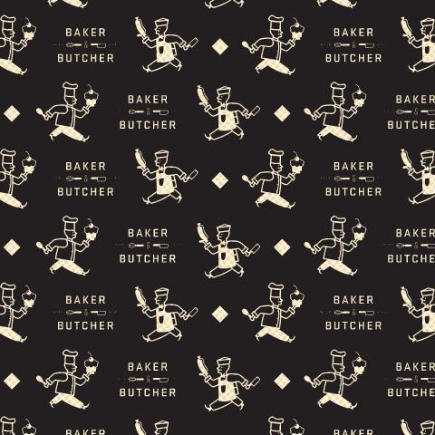Baker & Butcher Pattern - Cerner Innovation Campus