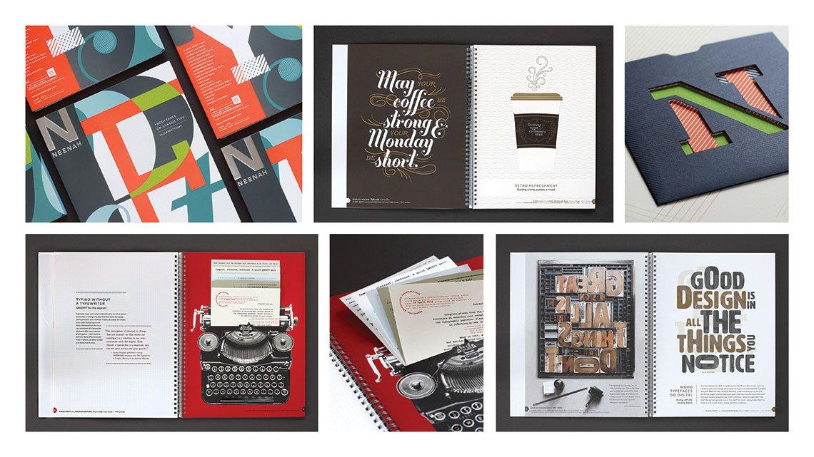 Neenah CLASSIC - Premium Paper Design
