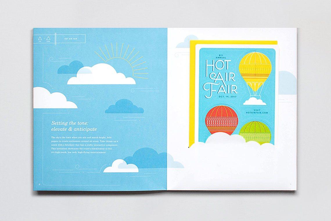 Neenah Paper - Alchemy Hot Air Fair