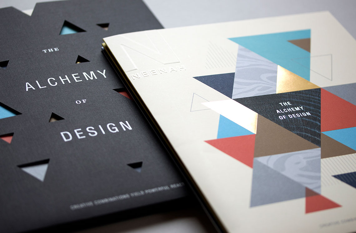 Neenah Paper - Alchemy Outer Cover
