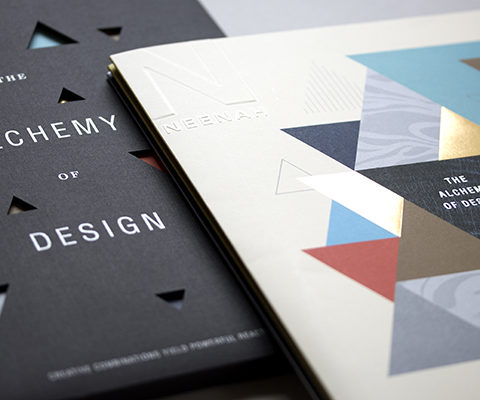 Neenah Paper - Alchemy of Design