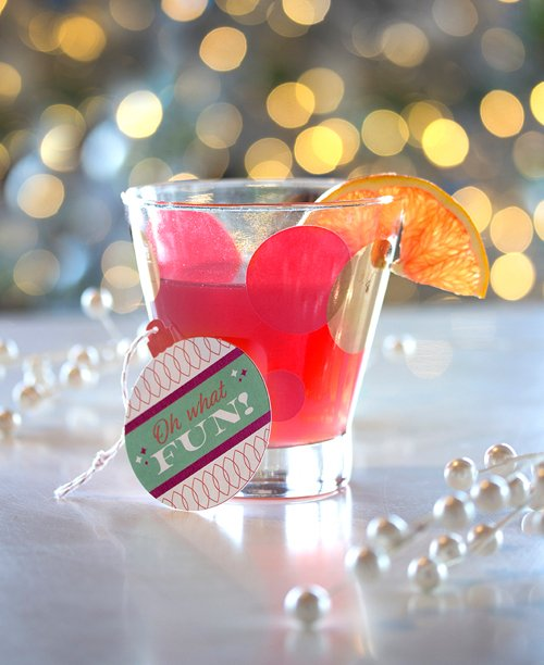 Willoughby Design 2017 Holiday Card - Drink Recipe