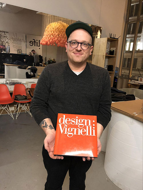 Tanner Woodfield - Design Vignelli