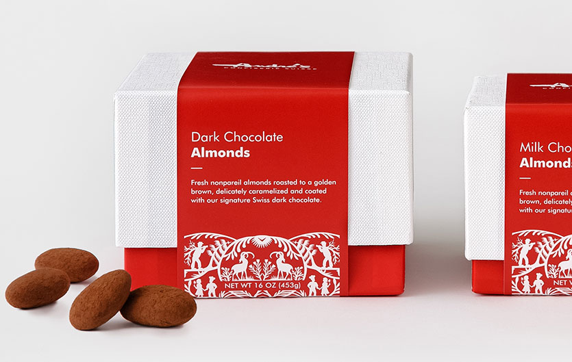 Andres Chocolate - Food Packaging