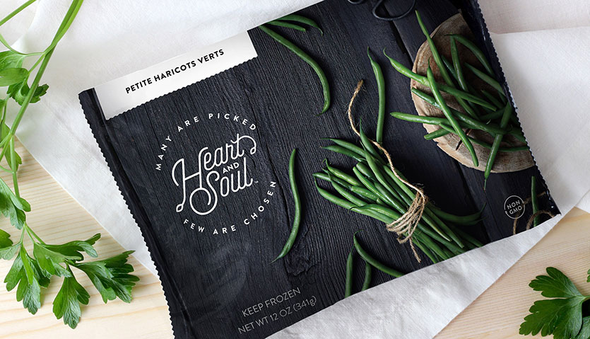 Heart and Soul - Food Packaging