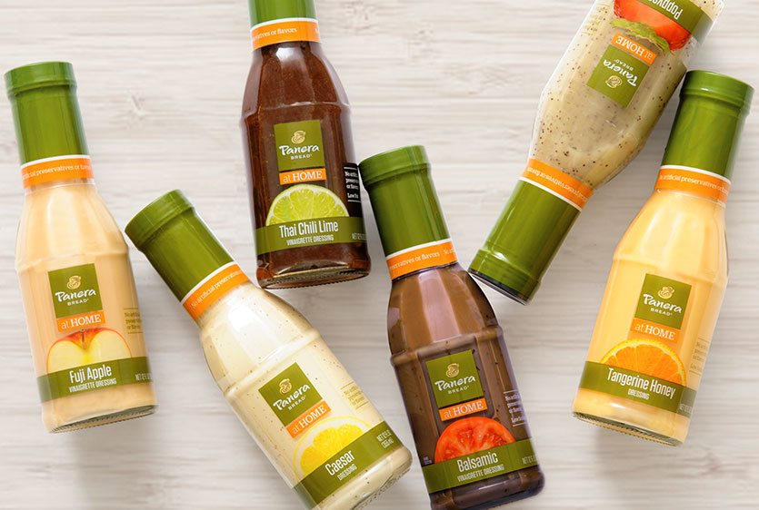 Panera at Home - Food Packaging