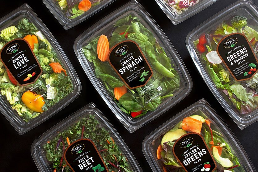 Taylor Farms - Food Packaging