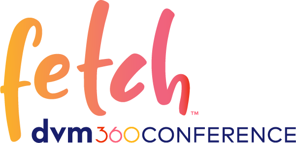 Fetch Logo - Veterinary Conference Branding