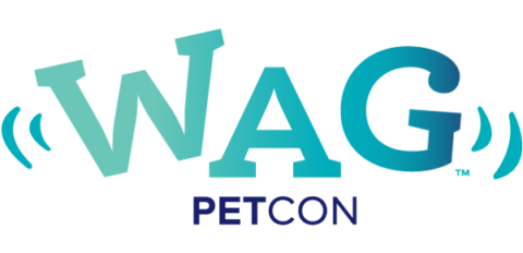 Wag Logo - Veterinary Conference Branding