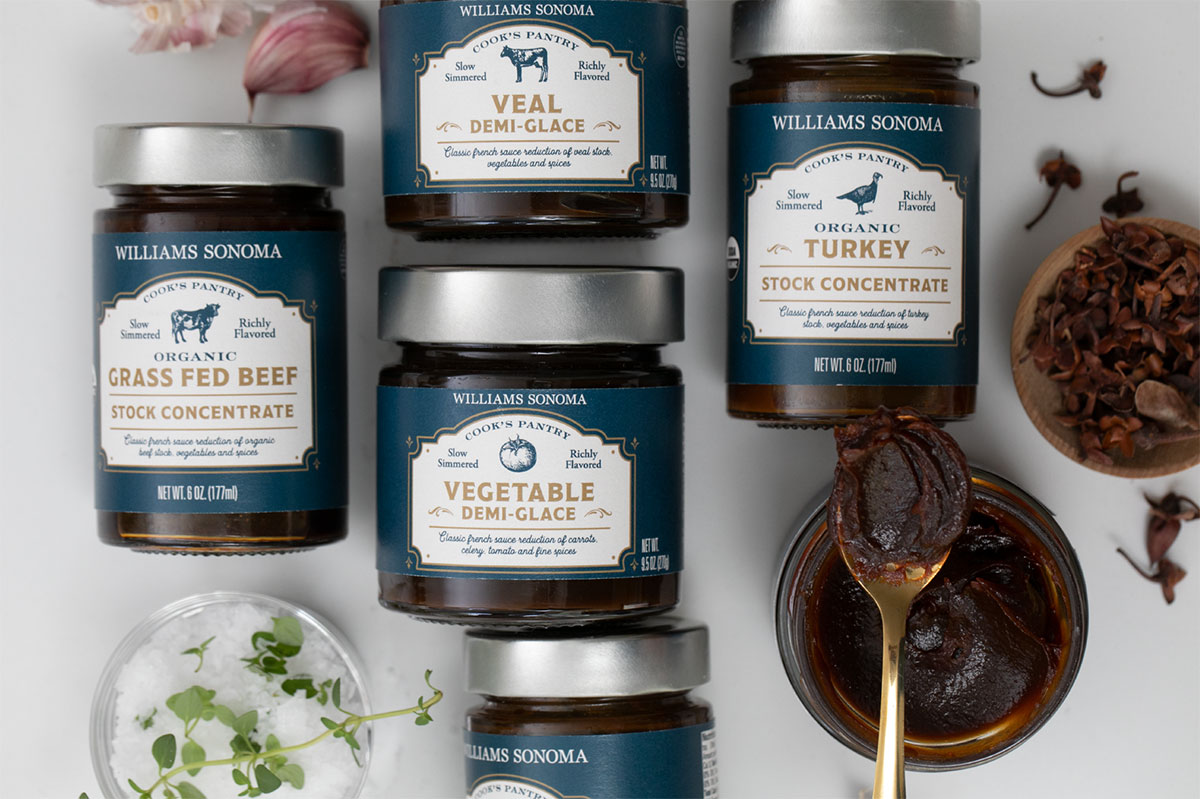 Williams Sonoma - Gourmet Packaging Design