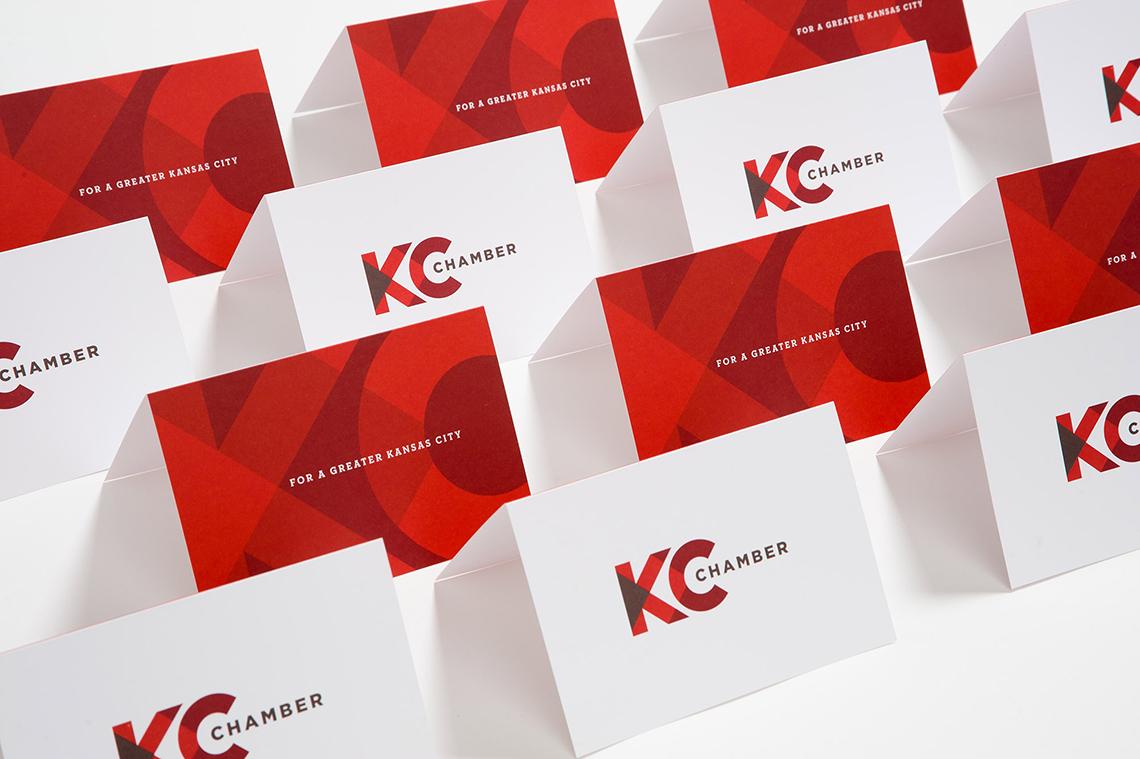 Brand Design - KC Chamber
