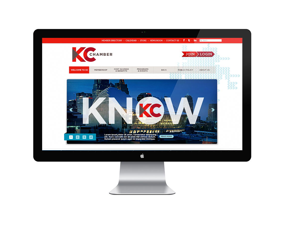 KC Chamber Website