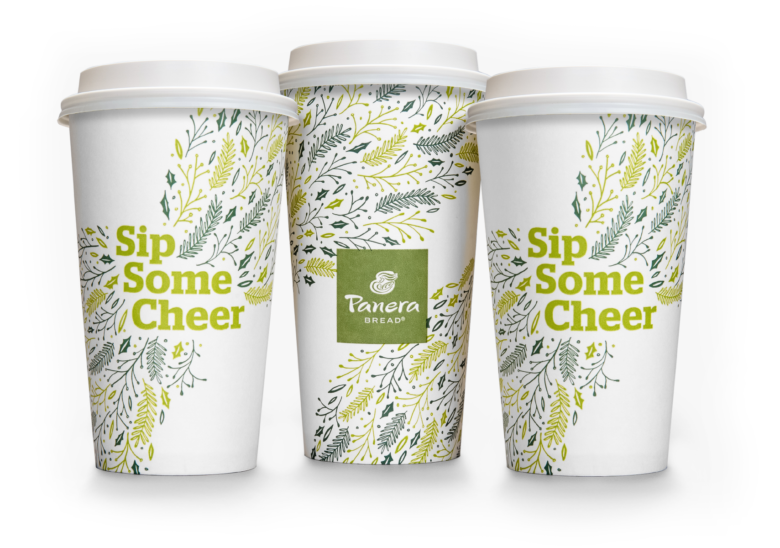 Panera Holiday 2015 Campaign Cup