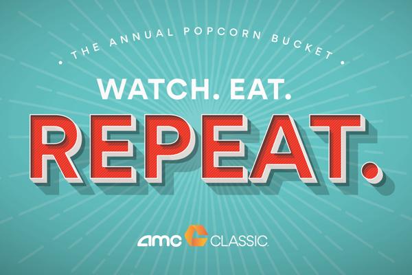 AMC Classic - Watch. Eat. Repeat