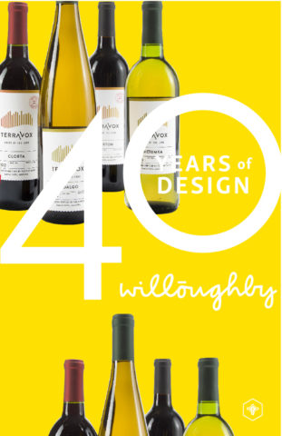 40 Years of Design Poster #6 - Willoughby Design